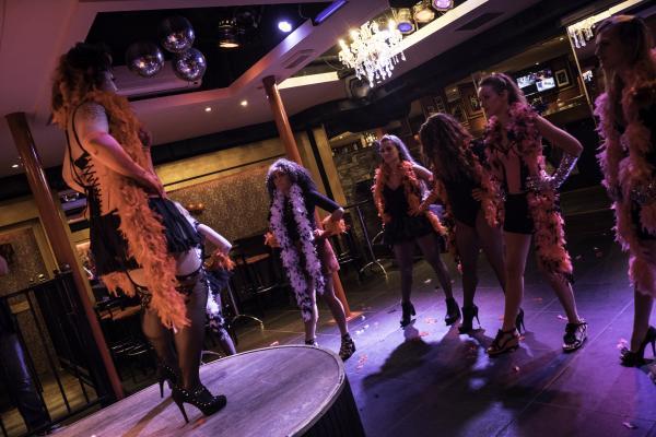 Burlesque Workshop in Haarlem